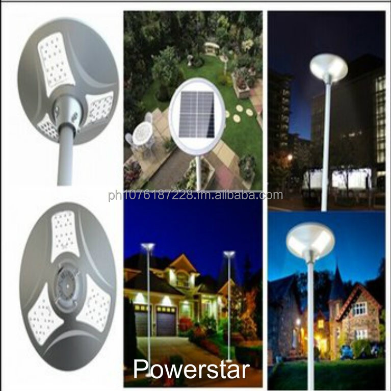 ESL-04 Solar integrate Courtyard Light -WholeSaler-Retailer Philippines