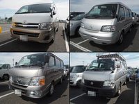 High quality and Japanese used japanese toyota hiace with good fuel economy made in Japan