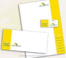 Elegant Office Letterheads