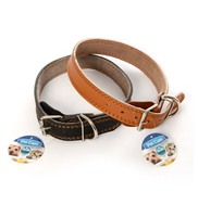 Leather Pet Collar 1.38x23.62