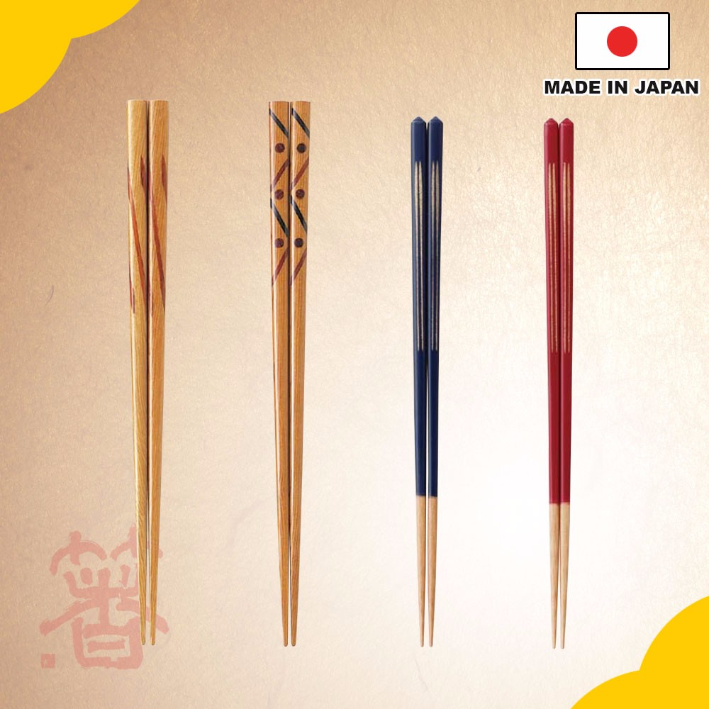 Top quality and plain wooden chopsticks for couples for any cuisine, OEM available