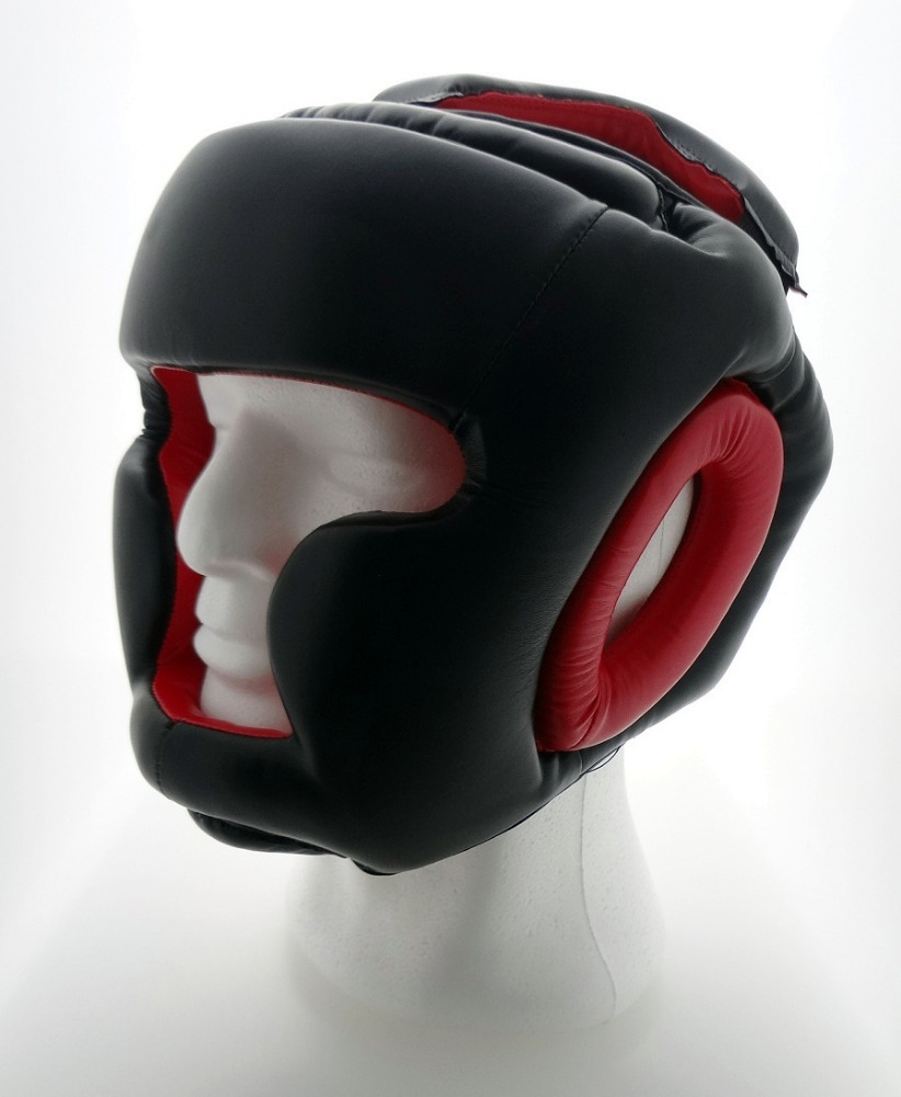 Leather Boxing Head Guard /Head Protection/High Quality Head Gear