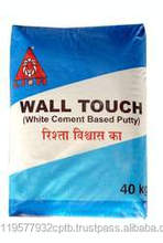German Formulated 95% whiteness Lion Wall Putty or Wall Care or Wall Touch