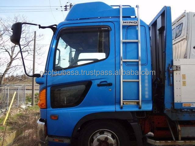 HINO 4 ton used flat bed truck