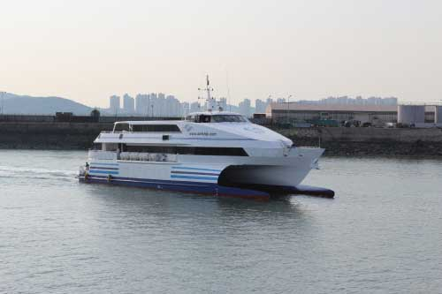 344PAX, KR, FAST FERRY FOR SALE(SDM-PS-126)