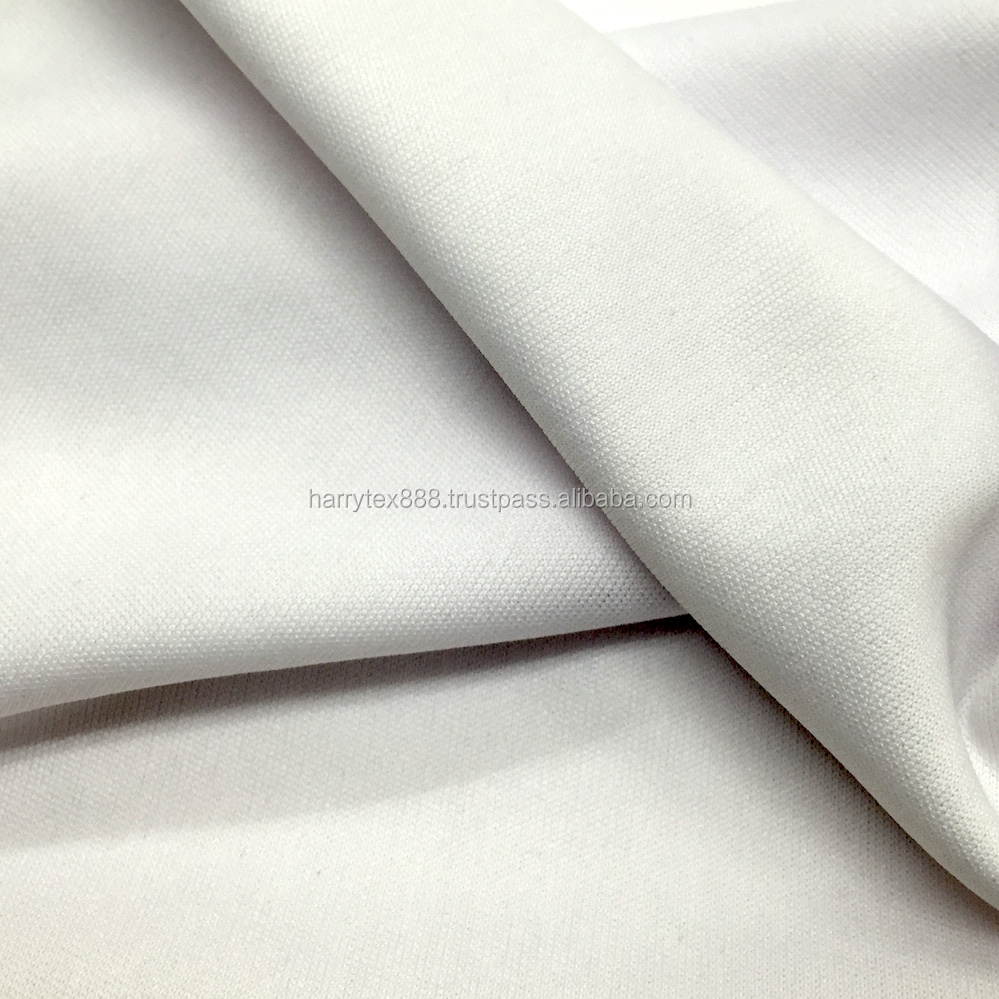 100% Polyester Interlock Fabric