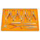 Dental Orthodontic Pliers and Instruments Kit / Orthodontic Set