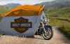 TouringCover Motorcycle Shelter