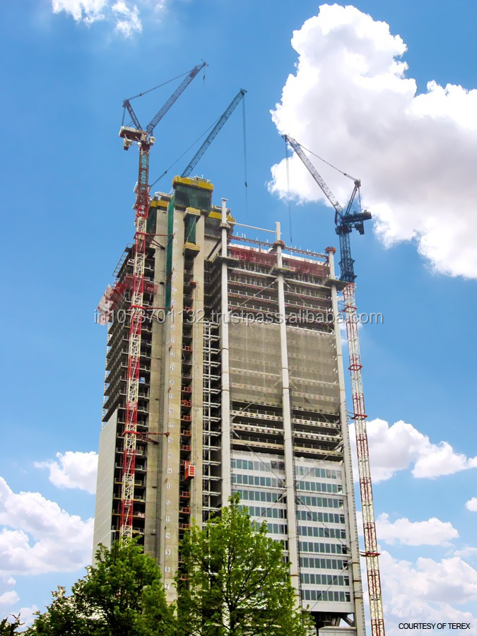 Commercial Tower Cranes