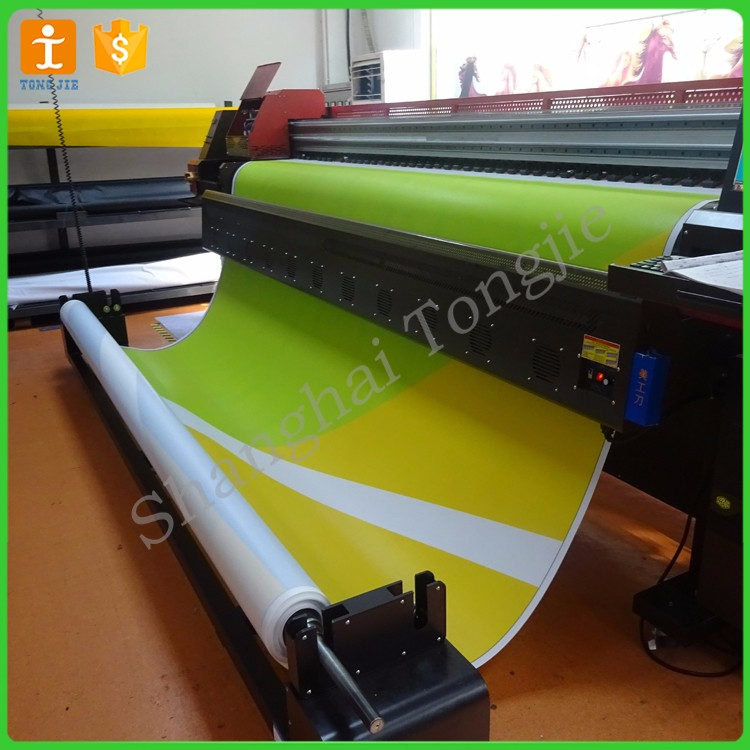 Eco Solvent Digital Printing Banner Producer