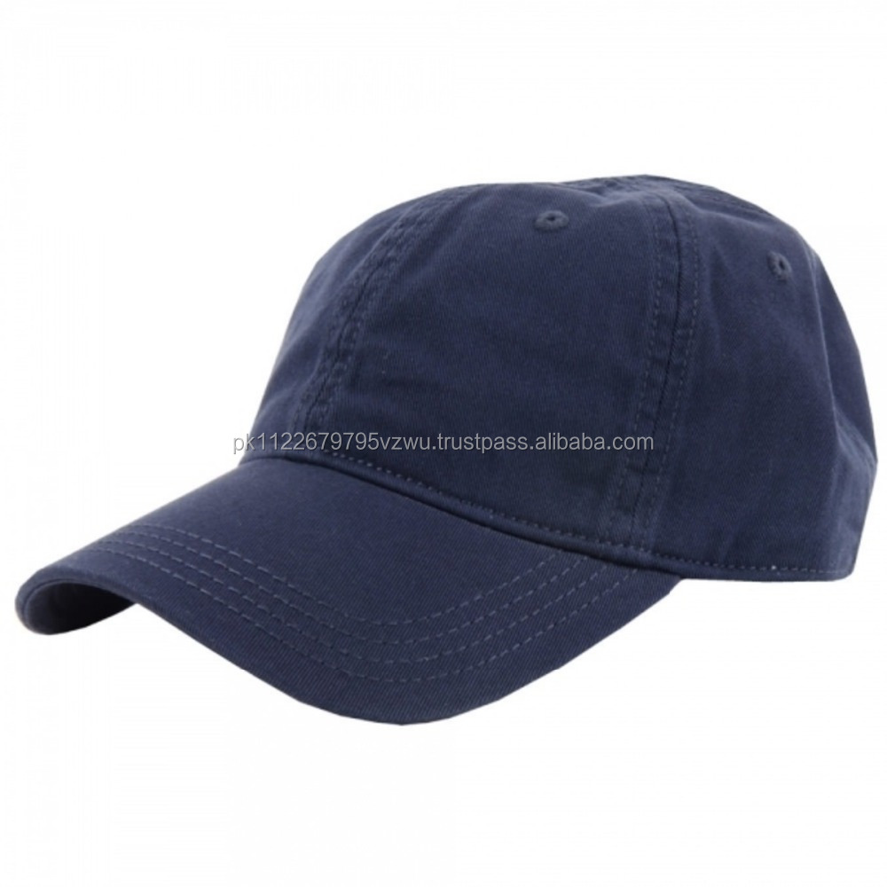Bulk wholesale Top Quality Golf Cap/Golf Hats For men Washed Fabric with adjustable tab in back