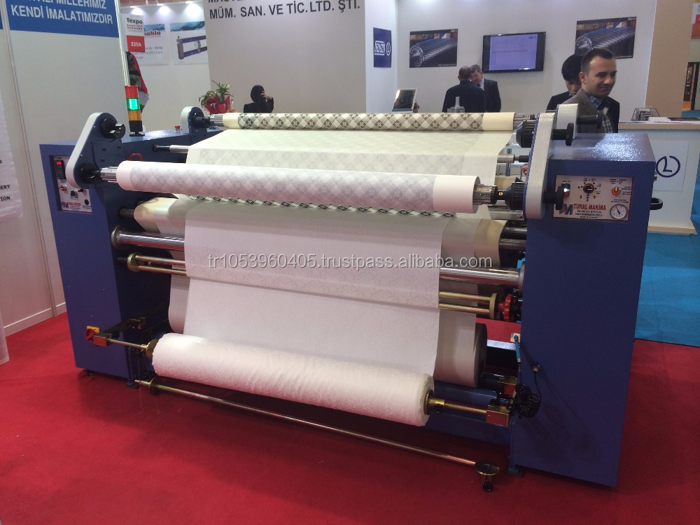 TC-320 Roll Sublimation Trans Calender machine