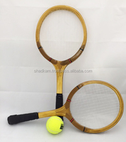 Vintage & Old Wooden Tennis Rackets / Promotional Tennis set / Tennis Set