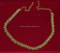 Manufacturer new Gold design waist chain