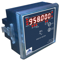 Unitech Digital Multiparameter Dual Source Energy Meter PE-4135