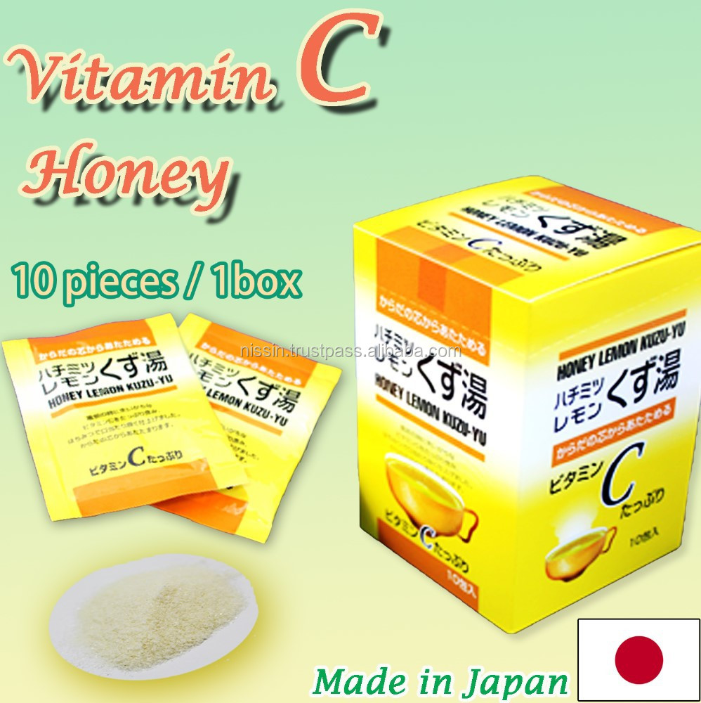 Lemon flavored powder/Vitamin C 1000mg health food/children snack