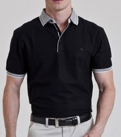 Hight quality fashion mature charm polo shirt