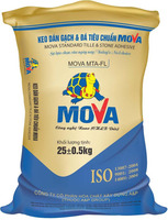 Mova MTA-FL /Tile Adhesive /(Flexible Tile adhesive for ceramic coating marble and stone adhesive) Made In Vietnam