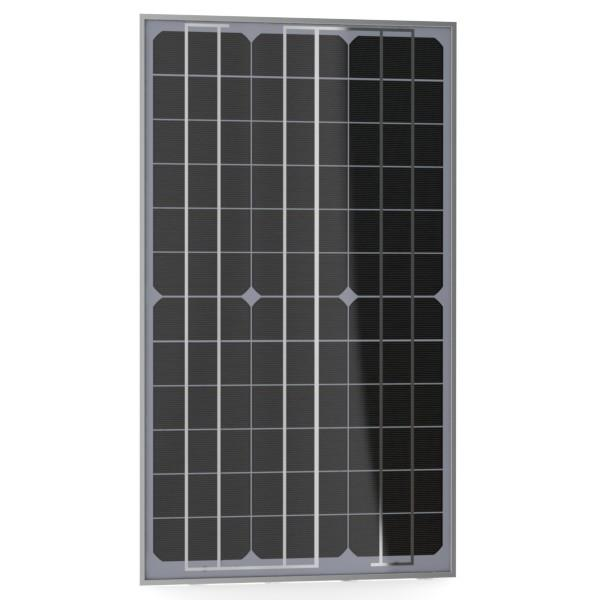 Monocrystal Solar Panel-SS-60WP
