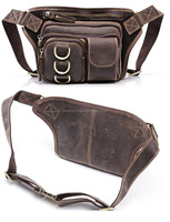 wallet waist genuine leather waist bag waist bag leather