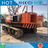 Japanese Original Hitachi 50 Ton Hot Sale Used Crawler Crane