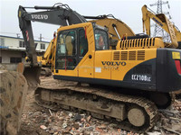 used volvo ec210blc excavator, used volvo 210 excavator for sale