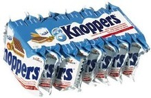 KNOPPERS 25g Chocolate Bar