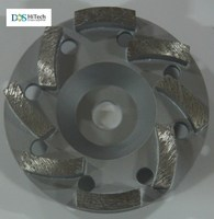 4 Inch DIamond Cup Wheel