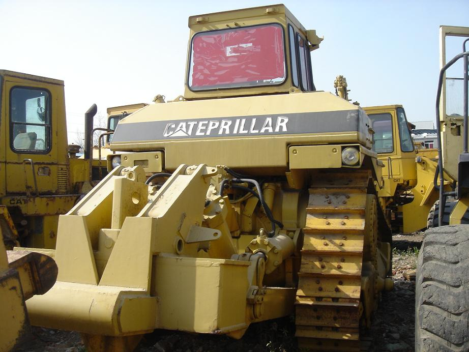 Used Original CAT D8L Bulldozer For Sale / Caterpillar D7 D8 D8K D8N D7G Dozer