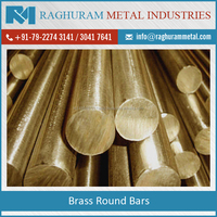 Round Brass Bar at Factory Price by Reputed Dealer of the Market