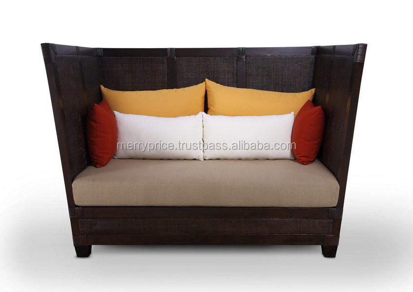 SORBENT SOFA : High Quality Wood sofa Rattan Furniture made in Malaysia