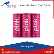 100% Australian Made low carb sugars natural energy drink