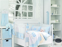 Pure Cotton Baby Bedding Set