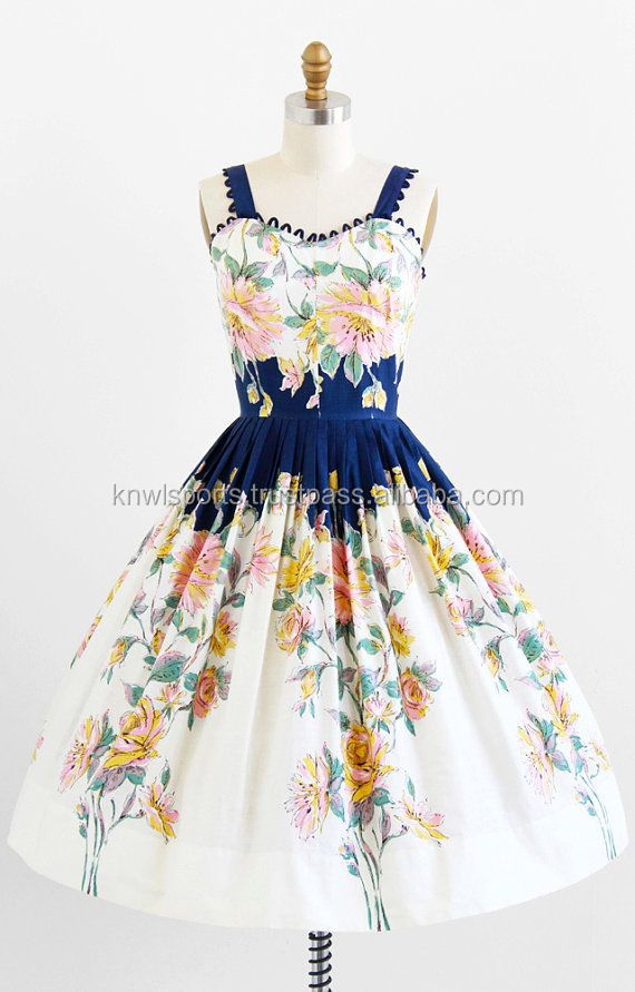 2016 Latest party wear dresses for girls one piece party dressess