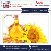 Hygienically Processed Refined Sunflower Oil from Trusted Supplier