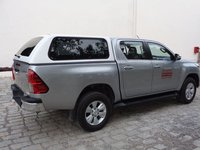 hard top fitting Toyota Hilux Revo pick up canopy