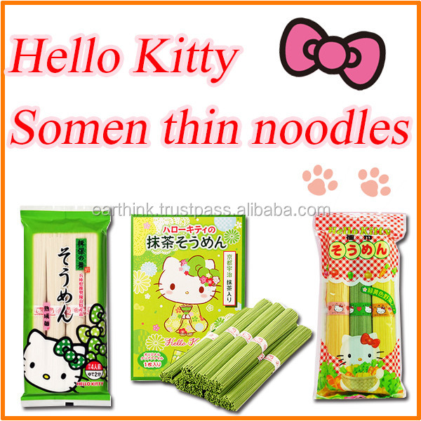 made in japan very cute and popular japanese vermicellifine noodles 360g for gift or souvenir