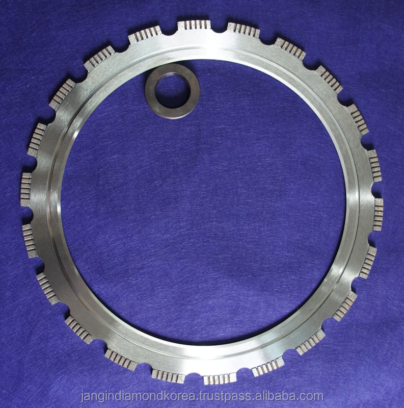Wave Ring Saw Blade