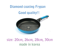 MINS Diamond Coating Frypan, Diecasting Frypan, Good quality