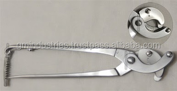 Castration Forceps 31cm Veterinary Surgical Equipments Instruments