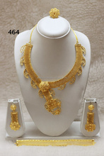 African Gold Plated Sets
