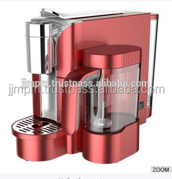 Automatic Nespresso capsules & Milk Frother machine