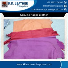 Sheep Skin Made 100% Genuine Nappa Leather