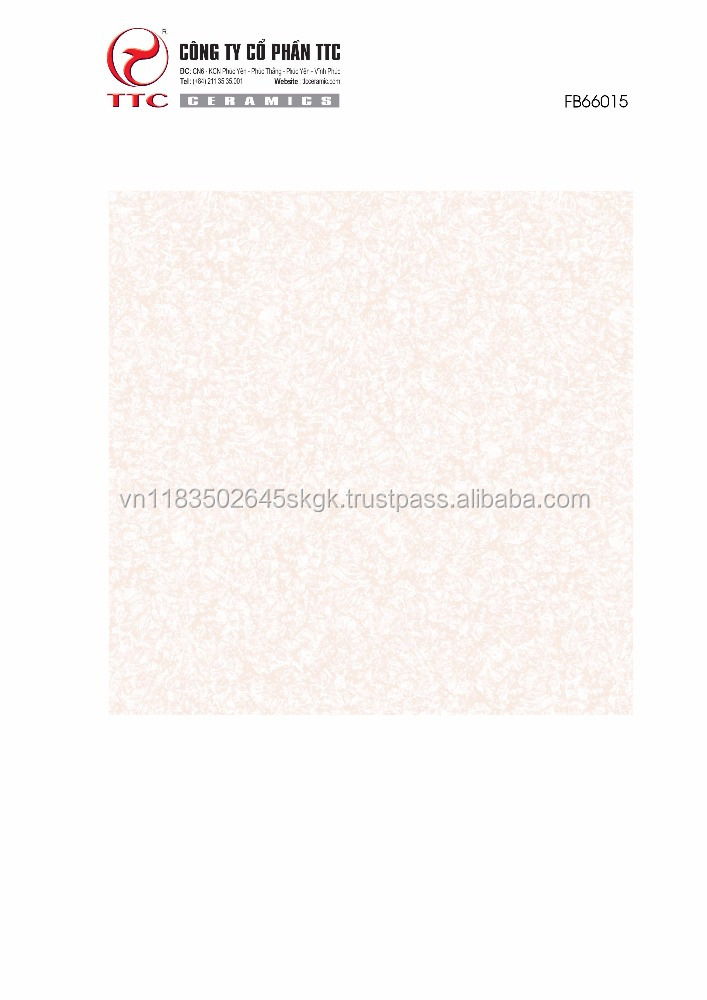 ceramic FB66015 flooring tile