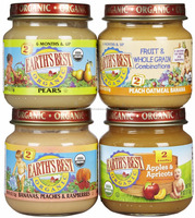 Earth's Best Baby Food