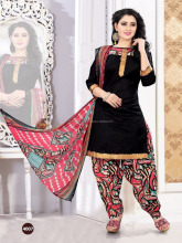 Printed Patiala Readymade Suits