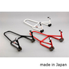 Japanese easy-to-lift motorcycle stand black and other colors