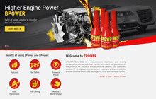 BPOWER Fuel Additive for Petrol and Diesel Engine