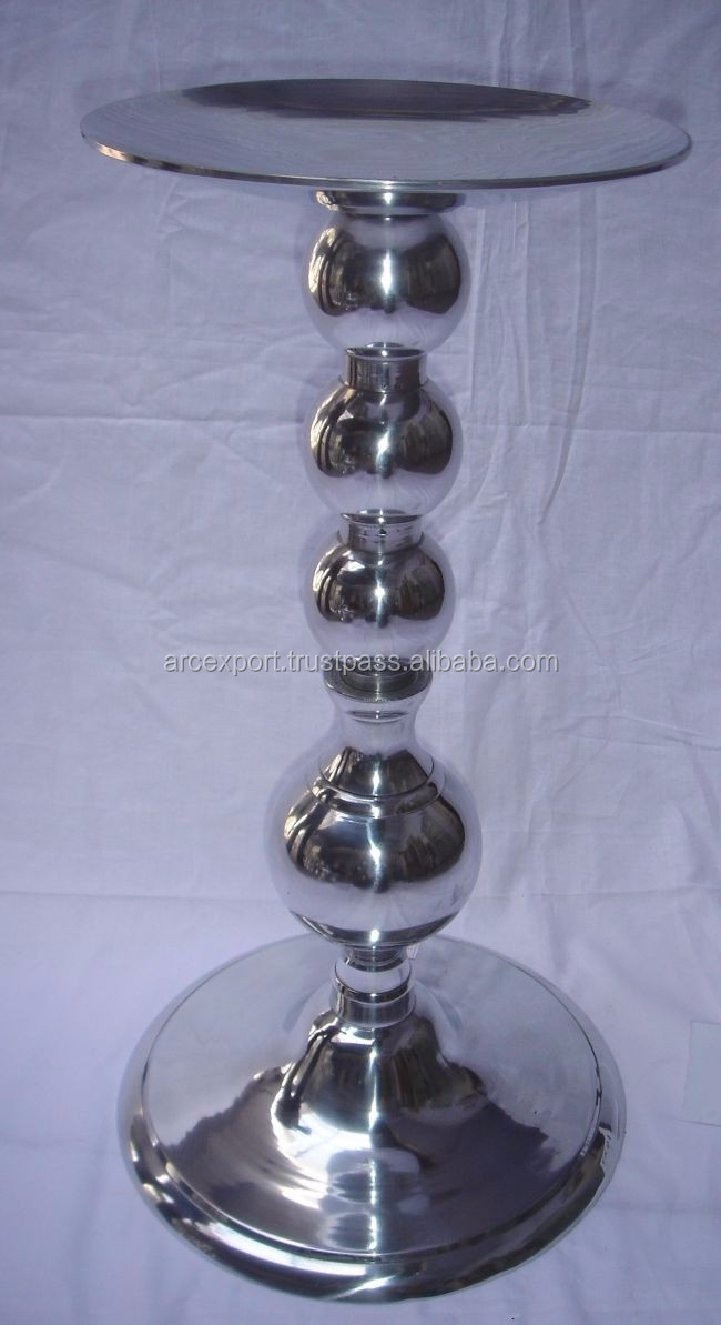 Cheap tall floor standing metal candle holder buy cheap for Cheap tall candlestick holders