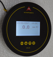 Digital Magnehelic Gauge for Differential Pressure Measurement